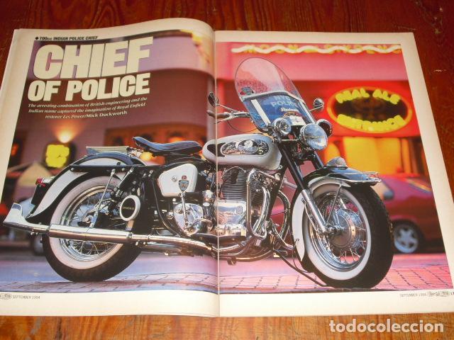 Coches y Motocicletas: CLASSIC BIKE SEPTEMBER 1994 Nº 176 - Foto 6 - 217559950