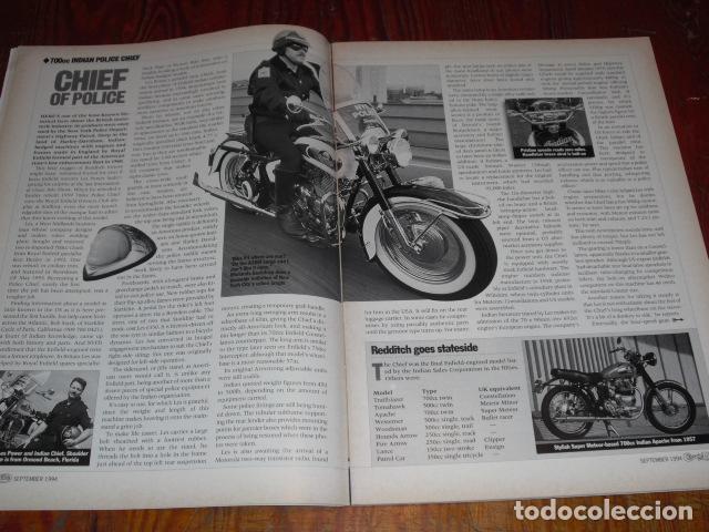 Coches y Motocicletas: CLASSIC BIKE SEPTEMBER 1994 Nº 176 - Foto 7 - 217559950
