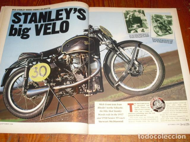 Coches y Motocicletas: CLASSIC BIKE SEPTEMBER 1994 Nº 176 - Foto 8 - 217559950