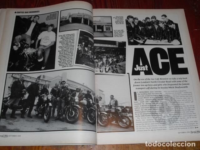 Coches y Motocicletas: CLASSIC BIKE SEPTEMBER 1994 Nº 176 - Foto 10 - 217559950