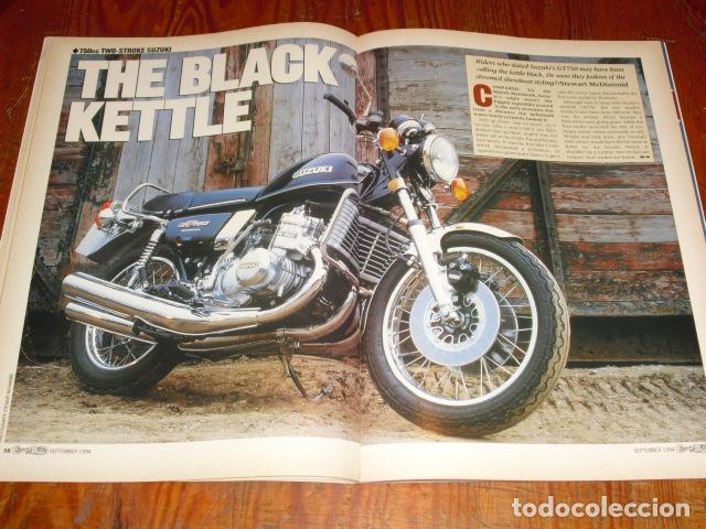 Coches y Motocicletas: CLASSIC BIKE SEPTEMBER 1994 Nº 176 - Foto 11 - 217559950