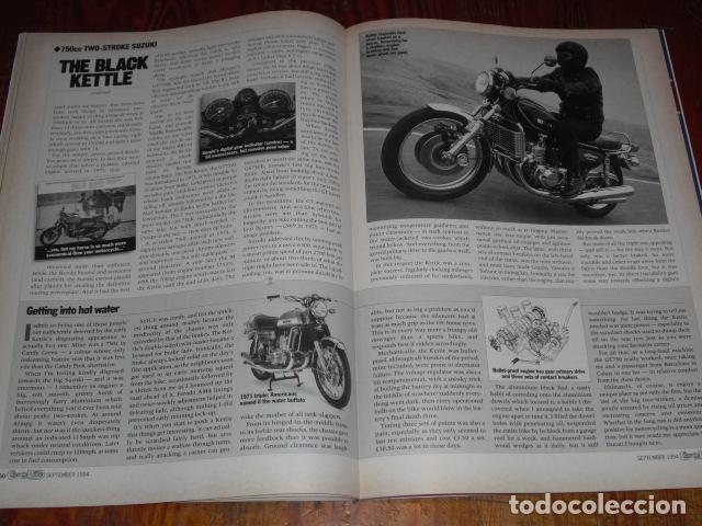 Coches y Motocicletas: CLASSIC BIKE SEPTEMBER 1994 Nº 176 - Foto 12 - 217559950