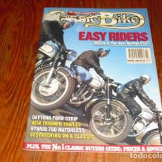 Coches y Motocicletas: CLASSIC BIKE MARCH 1994 Nº 170. Lote 217623857