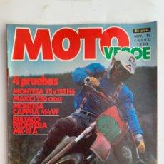 Coches y Motocicletas: MOTO VERDE 18 MONTESA 75-125 H6 MAICO 250 CROSS MONTESA CAPPRA 214 VF BULTACO FRONTERA MK-12 A. Lote 218188686