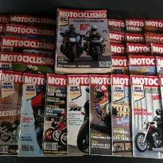 Coches y Motocicletas: LOTE REVISTA MOTOCICLISMO MOTO MOTOR AÑO COMPLETO 1990 50 EJEMPLARES SUPER OFERTA!!!. Lote 218766308