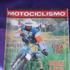 Coches y Motocicletas: MOTOCICLISMO Nº 576. 17 SEPTIEMBRE 1978. Lote 218787141