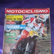 Coches y Motocicletas: MOTOCICLISMO Nº 585. 19 NOVIEMBRE 1978. Lote 218787677