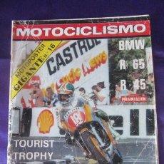 Coches y Motocicletas: MOTOCICLISMO Nº 566. 18 JUNIO 1978. Lote 218788345
