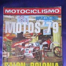 Coches y Motocicletas: MOTOCICLISMO Nº 590. 24 DICIEMBRE 1978. Lote 218788642