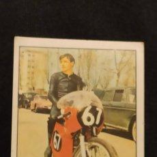 Coches y Motocicletas: CROMO ÁNGEL NIETO PANINI. Lote 221515528