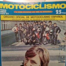 Coches y Motocicletas: MOTOCICLISMO. Lote 221541617