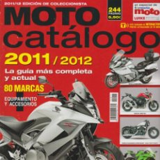 Coches y Motocicletas: MOTO CATÁLOGO 2011/2012 #11. Lote 222379220