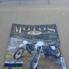 Coches y Motocicletas: REVISTA MOTOS DE AYER N.62. Lote 222527142