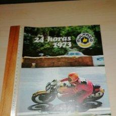 Coches y Motocicletas: RECORTE BULTACO 24 HORAS 1973. Lote 222559166