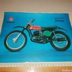 Coches y Motocicletas: RECORTE PUBLICIDAD MONTESA CAPPRA 250 VR. Lote 222559408