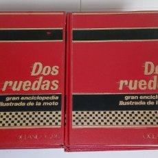 Coches y Motocicletas: DOS RUEDAS - ENCICLOPEDIA ILUSTRADA DE LA MOTO - COMPLETA - 10 TOMOS - 1980. Lote 223913280