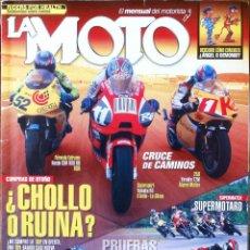 Coches y Motocicletas: LA MOTO #152 12/02. EXCELENTE ESTADO. Lote 224943980