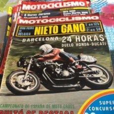 Coches y Motocicletas: REVISTA MOTOCICLISMO NÚMERO 467. Lote 225136030