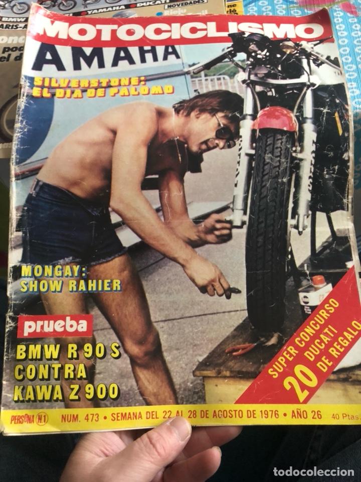 REVISTA MOTOCICLISMO NÚMERO 473 (Coches y Motocicletas - Revistas de Motos y Motocicletas)