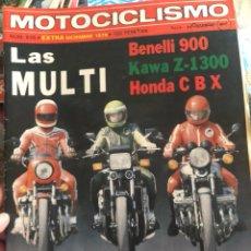 Coches y Motocicletas: REVISTA MOTOCICLISMO NUM 635 EXTRA. Lote 225177130