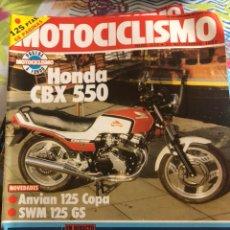Coches y Motocicletas: REVISTA MOTOCICLISMO NUM 777. Lote 225181095