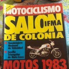 Coches y Motocicletas: REVISTA MOTOCICLISMO NUM 769. Lote 225181665