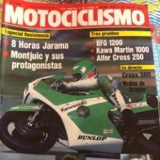 Coches y Motocicletas: REVISTA MOTOCICLISMO NUM 809. Lote 225181967