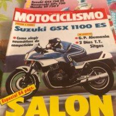 Coches y Motocicletas: REVISTA MOTOCICLISMO NUM 800. Lote 225182310