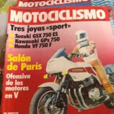 Coches y Motocicletas: REVISTA MOTOCICLISMO NUM 771. Lote 225182675