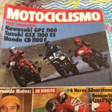 Coches y Motocicletas: REVISTA MOTOCICLISMO NUM 802. Lote 225182965