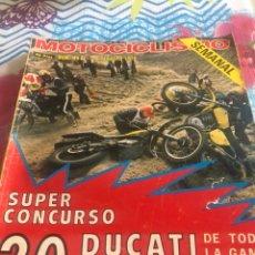 Coches y Motocicletas: REVISTA MOTOCICLISMO NUM 448. Lote 225183640