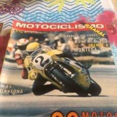 Coches y Motocicletas: REVISTA MOTOCICLISMO NUM 451. Lote 225183951