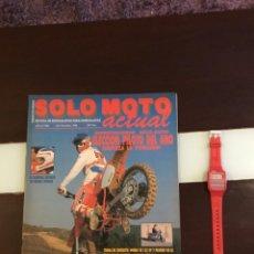 Coches y Motocicletas: REVISTA SOLO MOTO 658. Lote 231948495
