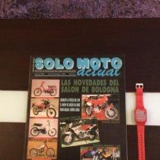 Coches y Motocicletas: REVISTA SOLO MOTO 660. Lote 231948840