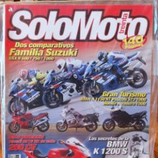 Coches y Motocicletas: SOLO MOTO 30 #257 7/04. EXCELENTE ESTADO. Lote 233134395