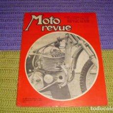 Coches y Motocicletas: MOTO REVUE Nº 1862 . DICIEMBRE DE 1967 - PRUEBA BULTACO METRALLA MK 2. Lote 235490180