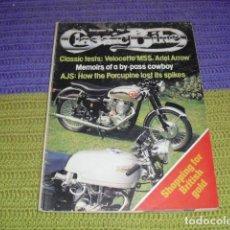 Coches y Motocicletas: CLASSIC BIKE . VERANO DE 1978 -. Lote 236201880