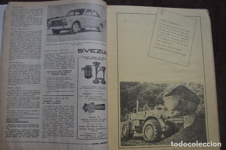 Coches y Motocicletas: 1968 Nº 262 REVISTA MUNDO MOTORIZADO - ROAD TEST ROVER 3500 - Foto 5 - 236392790