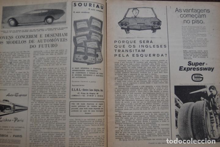 Coches y Motocicletas: 1971 Nº 336 REVISTA MUNDO MOTORIZADO - FIAT 128 RALLYE - RALI TAP - Foto 2 - 236393250