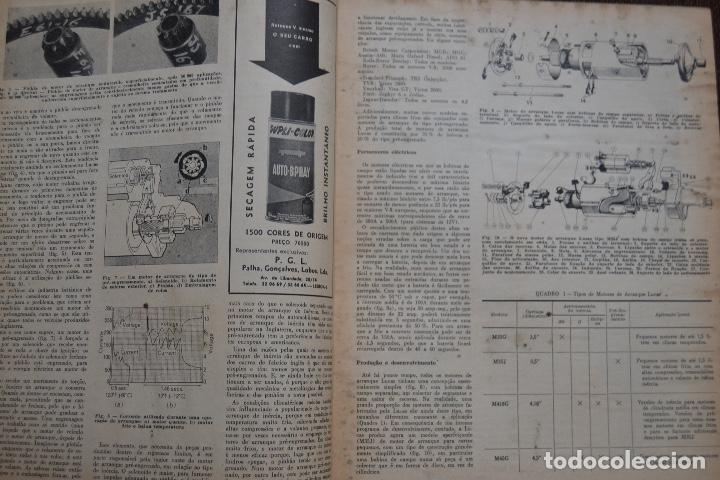 Coches y Motocicletas: 1971 Nº 336 REVISTA MUNDO MOTORIZADO - FIAT 128 RALLYE - RALI TAP - Foto 3 - 236393250