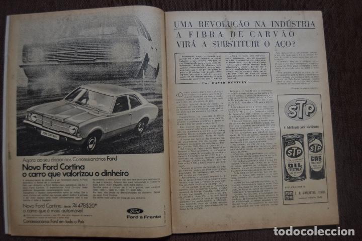 Coches y Motocicletas: 1971 Nº 322 REVISTA MUNDO MOTORIZADO - ROAD TEST CITROEN SM - Foto 3 - 236393595