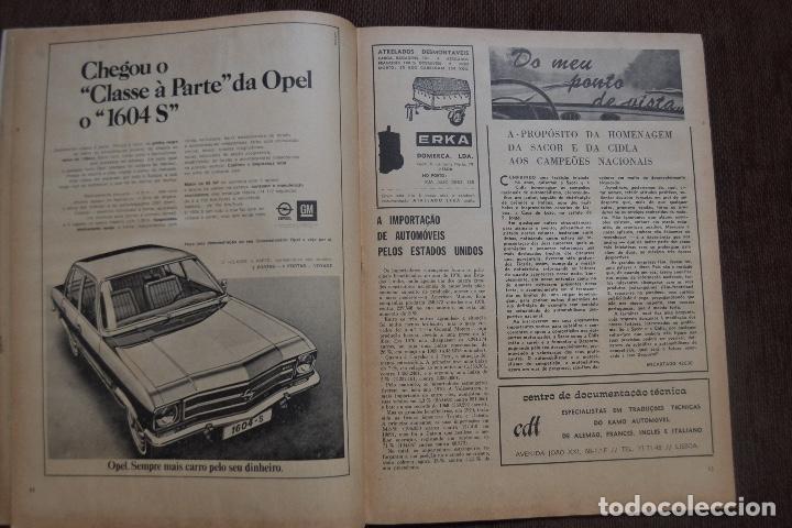 Coches y Motocicletas: 1971 Nº 322 REVISTA MUNDO MOTORIZADO - ROAD TEST CITROEN SM - Foto 4 - 236393595