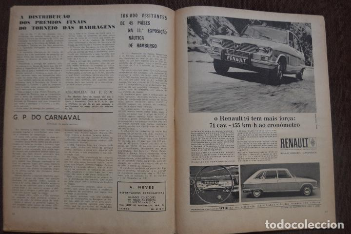 Coches y Motocicletas: 1971 Nº 322 REVISTA MUNDO MOTORIZADO - ROAD TEST CITROEN SM - Foto 6 - 236393595