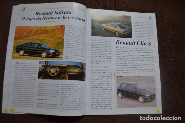 Coches y Motocicletas: 1992 REVISTA RENAULT INFORMACCIÓN - RENAULT SAFRANE - RENAULT TRAFIC - Foto 4 - 236394115