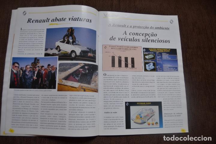 Coches y Motocicletas: 1992 REVISTA RENAULT INFORMACCIÓN - RENAULT SAFRANE - RENAULT TRAFIC - Foto 5 - 236394115
