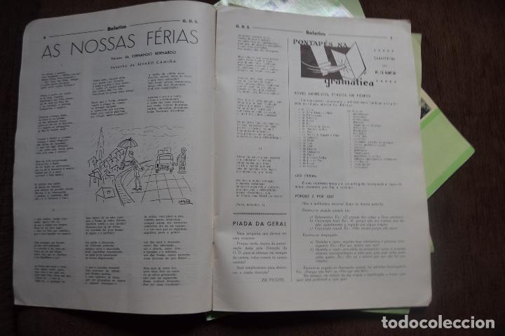 Coches y Motocicletas: 1958 - 1960 - 7 REVISTAS BELETIM SONAP - SOCIEDADE NACIONAL DE PETROLEOS RARO - Foto 2 - 236395705