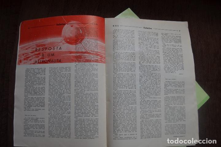 Coches y Motocicletas: 1958 - 1960 - 7 REVISTAS BELETIM SONAP - SOCIEDADE NACIONAL DE PETROLEOS RARO - Foto 4 - 236395705