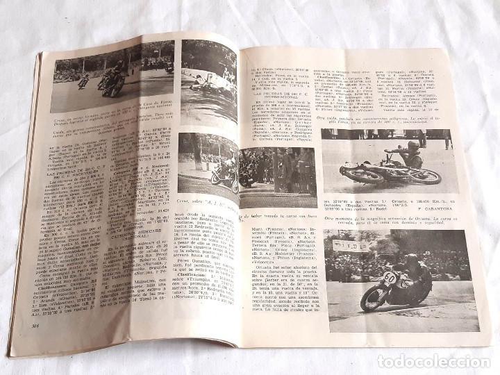 Coches y Motocicletas: Revista Motociclismo. Nº 19. Mayo 1952. Zundapp. Uniforme Escolta de Franco. - Foto 3 - 236433630