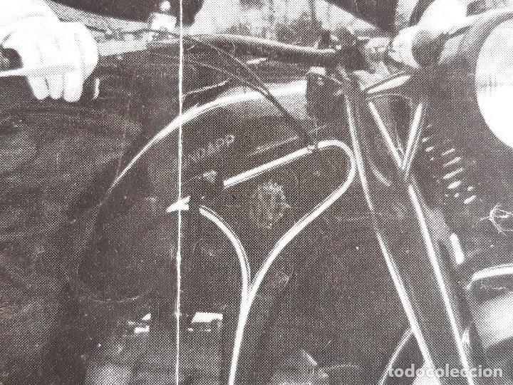 Coches y Motocicletas: Revista Motociclismo. Nº 19. Mayo 1952. Zundapp. Uniforme Escolta de Franco. - Foto 5 - 236433630