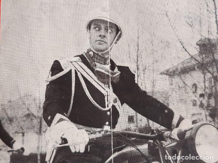 Coches y Motocicletas: Revista Motociclismo. Nº 19. Mayo 1952. Zundapp. Uniforme Escolta de Franco. - Foto 6 - 236433630